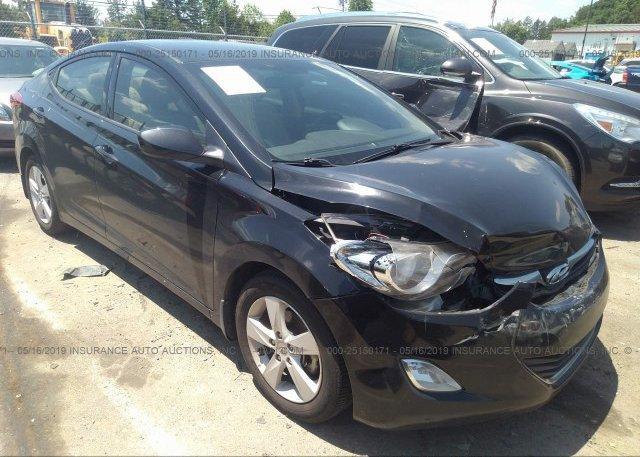Inventory #635044924 2013 Hyundai Elantra