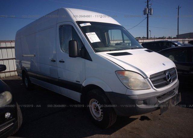 Inventory #499332576 2012 Mercedes-benz SPRINTER