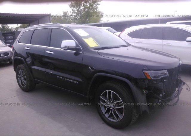 Inventory #634006316 2017 JEEP GRAND CHEROKEE