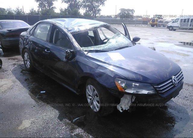 Inventory #545544415 2012 Volkswagen PASSAT