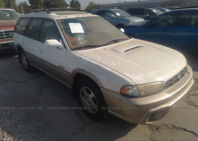 Inventory #950677286 1999 Subaru LEGACY