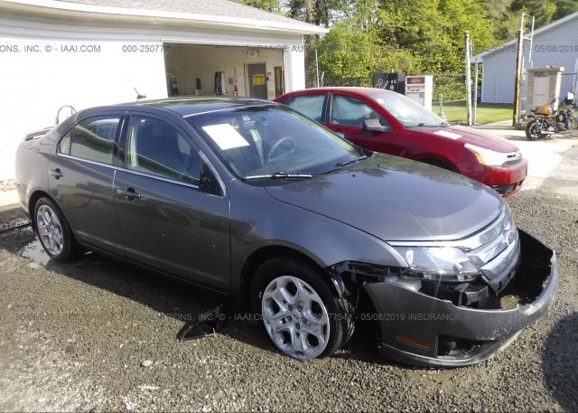 Inventory #842090294 2010 FORD FUSION