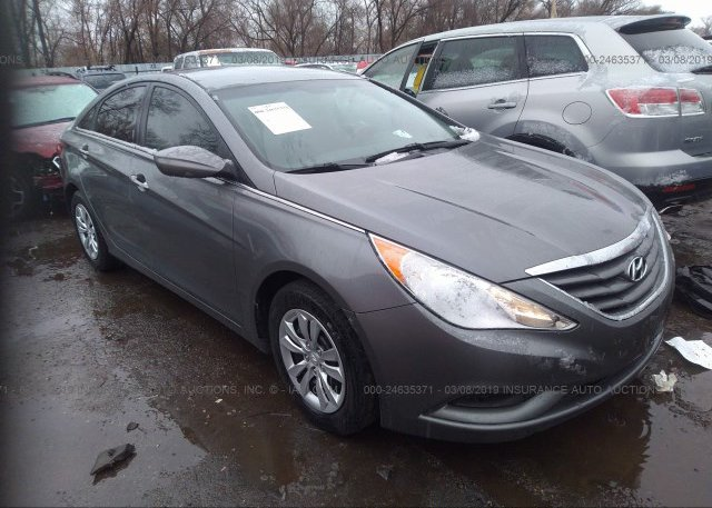 Inventory #610544561 2013 Hyundai SONATA