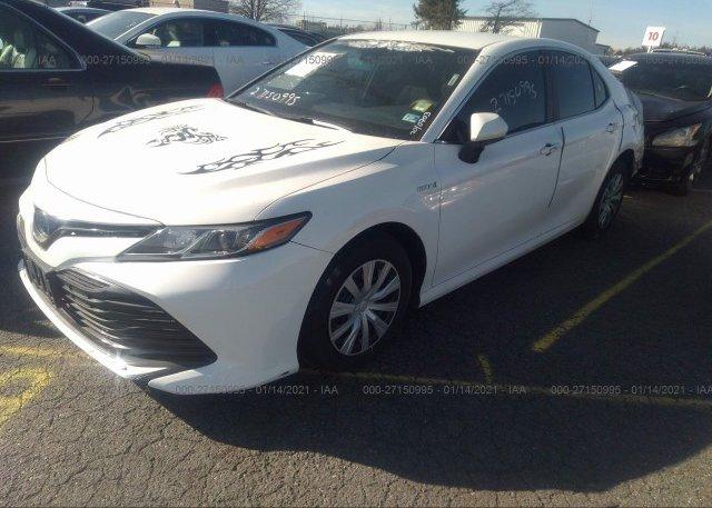 из сша 2018 Toyota CAMRY 4T1B31HK9JU506928