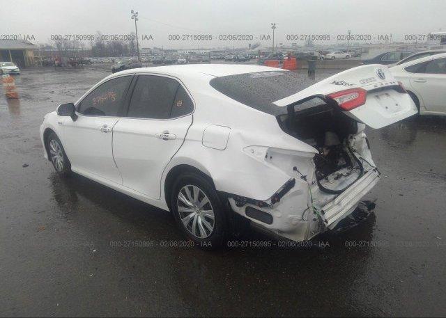 купить 2018 Toyota CAMRY 4T1B31HK9JU506928