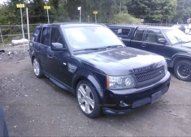 Inventory #495508953 2011 Land Rover RANGE ROVER SPORT