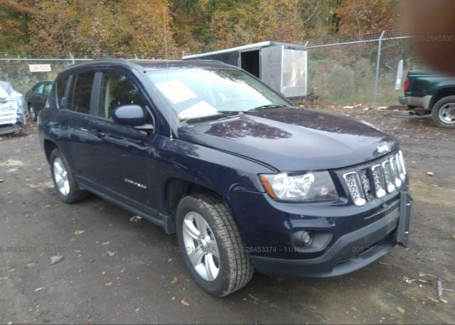 Inventory #636494157 2014 JEEP COMPASS