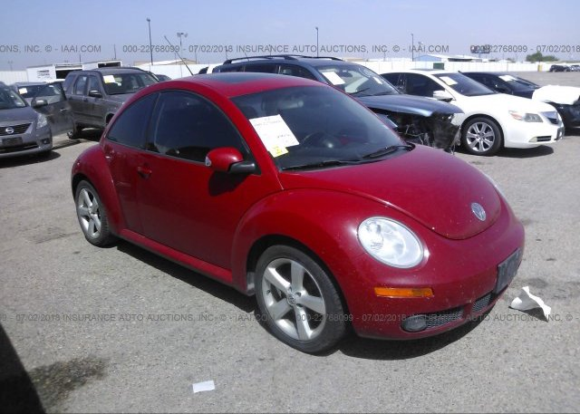 Inventory #634738152 2006 Volkswagen NEW BEETLE