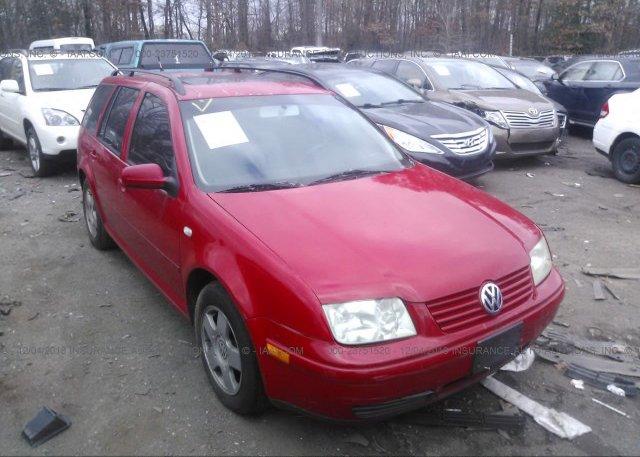 Inventory #691288801 2001 Volkswagen JETTA