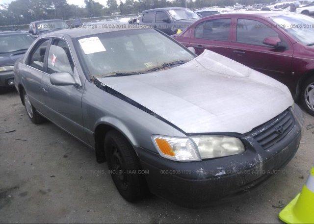 Inventory #749150295 2000 Toyota CAMRY