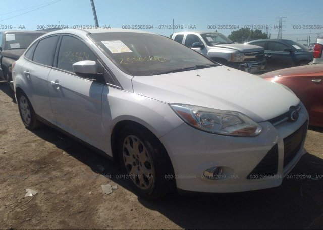 Inventory #272754076 2012 FORD FOCUS