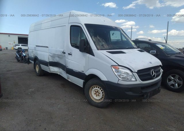 Inventory #964675227 2012 Mercedes-benz SPRINTER