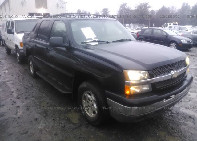 Inventory #871476478 2004 Chevrolet AVALANCHE