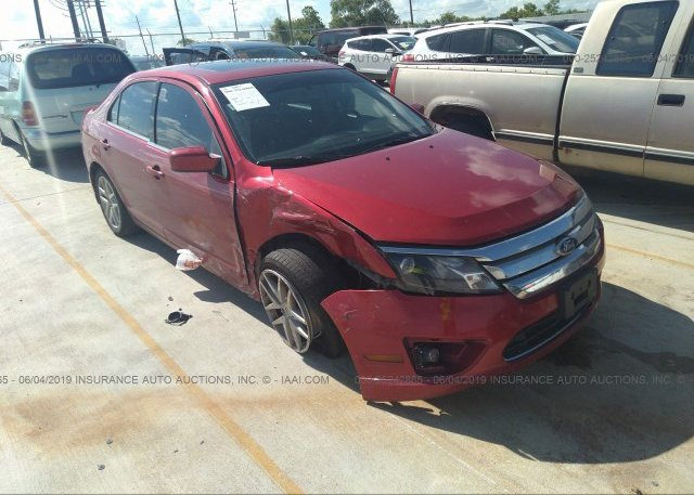 Inventory #301550582 2010 FORD FUSION