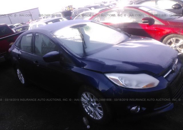 Inventory #915196319 2012 FORD FOCUS