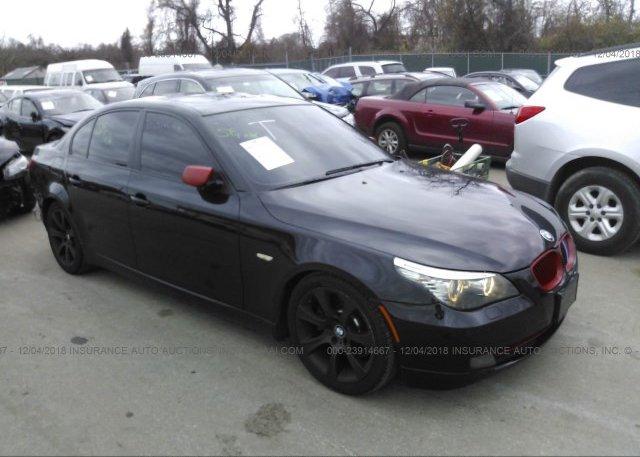 Inventory #997839544 2008 BMW 535