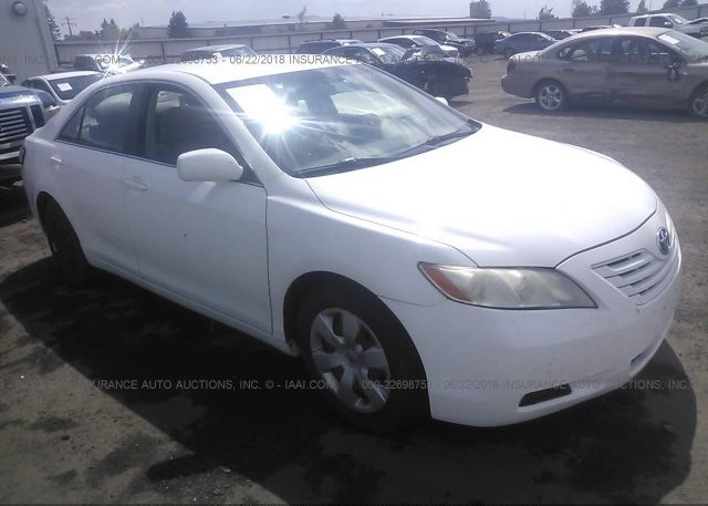 Inventory #461702468 2007 Toyota CAMRY NEW GENERATION