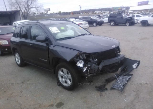 Inventory #671316125 2017 JEEP COMPASS