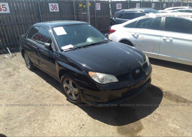 Inventory #352785435 2007 Subaru IMPREZA