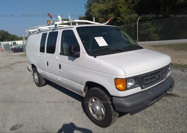 Inventory #634442647 2007 FORD ECONOLINE