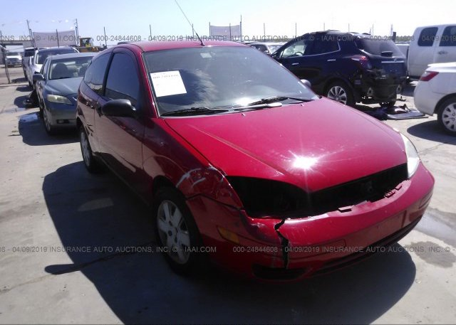 Inventory #865865506 2007 FORD FOCUS