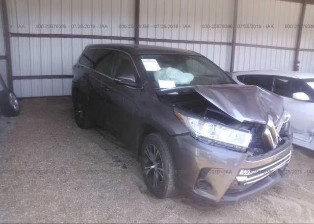 Inventory #224921250 2017 Toyota HIGHLANDER