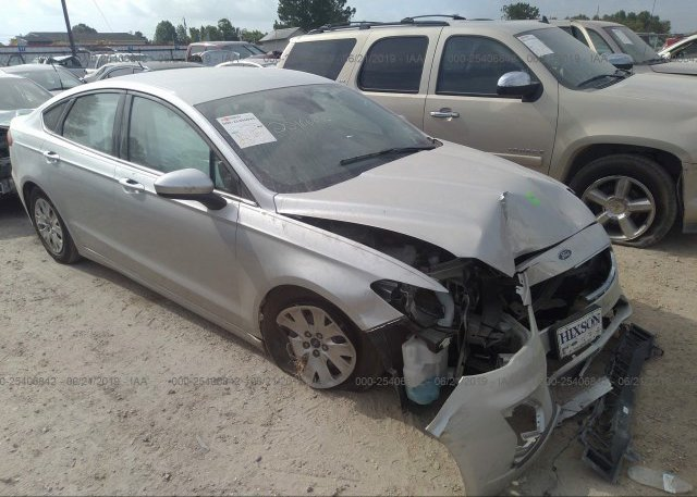 Inventory #689210261 2019 FORD FUSION