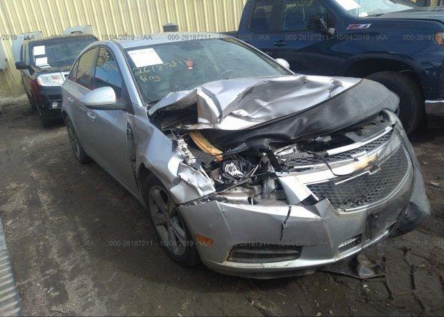 Inventory #123768285 2013 Chevrolet CRUZE