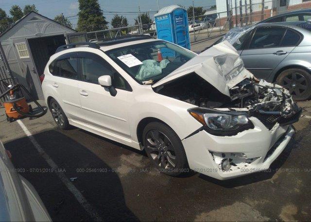 Inventory #386836833 2015 Subaru IMPREZA