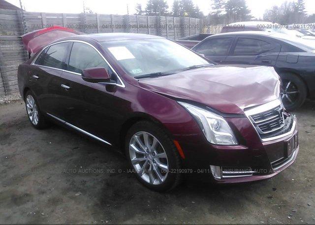Inventory #507376488 2016 Cadillac XTS