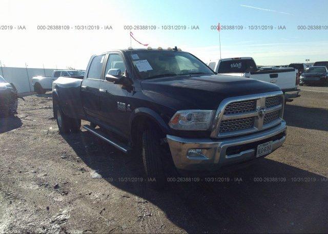 Inventory #351014601 2015 RAM 3500