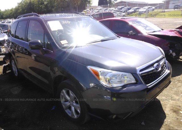 Inventory #361865883 2015 Subaru FORESTER