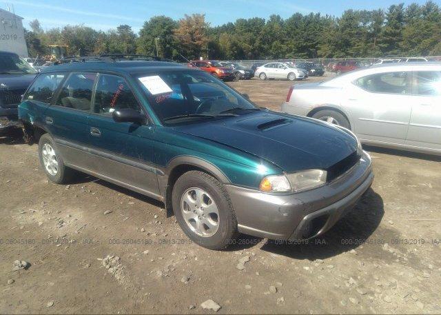 Inventory #578303776 1999 Subaru LEGACY