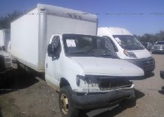2006 FORD E350 - 1FDWE35L16HB10898 Left View