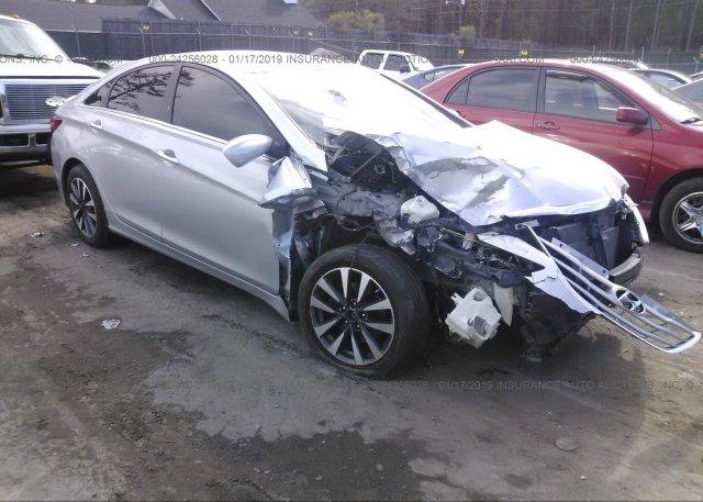 Inventory #274430602 2013 Hyundai SONATA