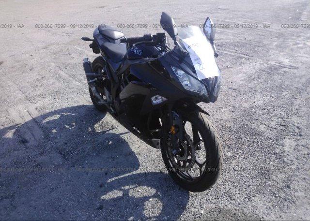 Inventory #718440423 2014 Kawasaki EX300