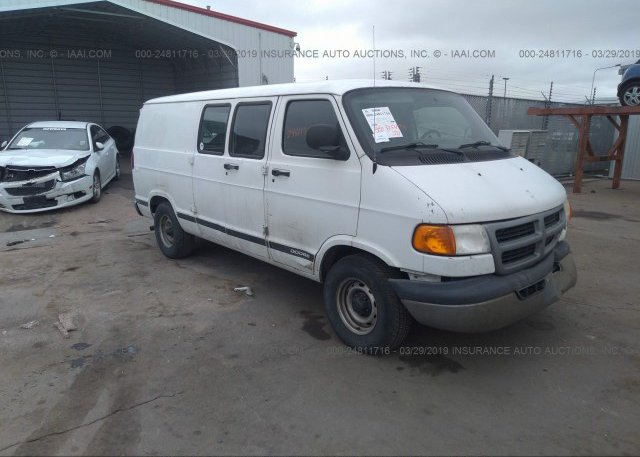 Inventory #527803658 2000 Dodge RAM VAN