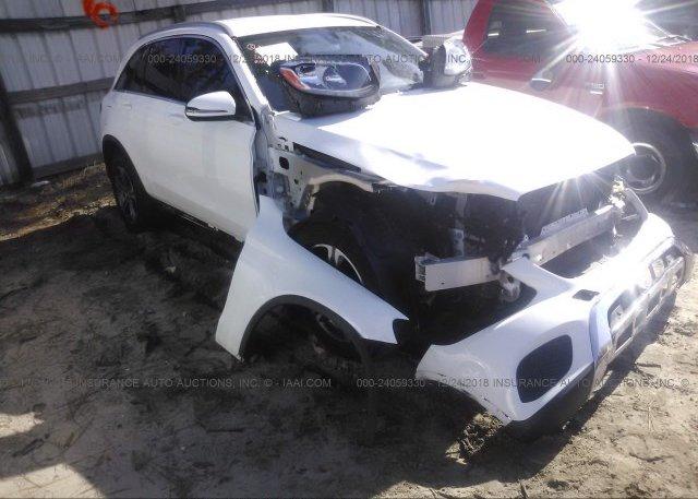 Inventory #869111951 2016 Mercedes-benz GLC