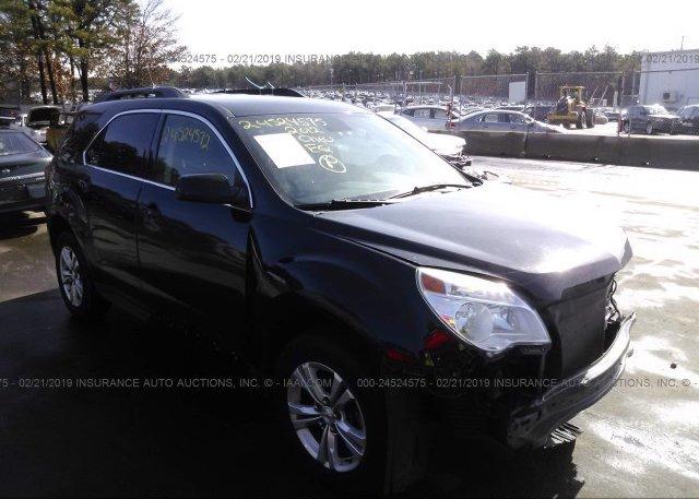Inventory #256660100 2012 Chevrolet EQUINOX