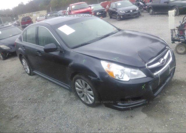 Inventory #616557069 2010 Subaru LEGACY