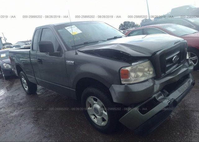 Inventory #772079189 2004 FORD F150