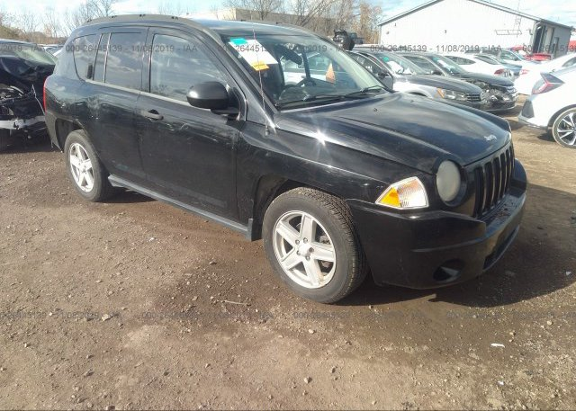 Inventory #168686117 2007 JEEP COMPASS