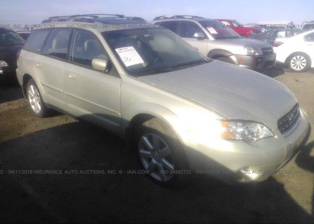 Inventory #462072972 2007 Subaru OUTBACK