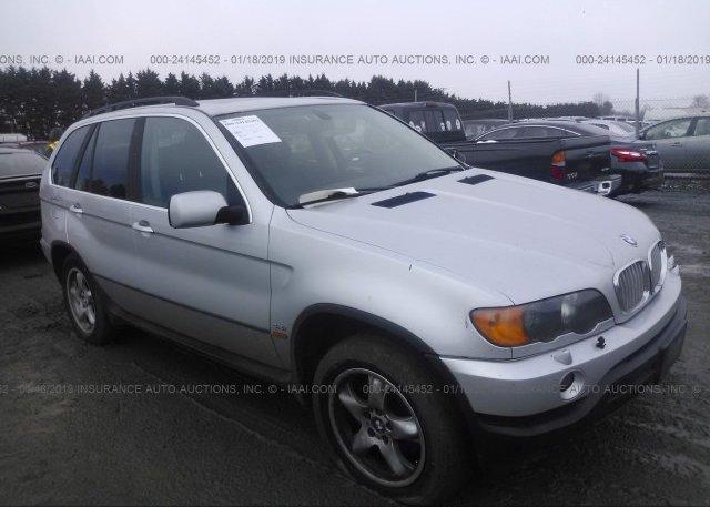Inventory #692405436 2003 BMW X5