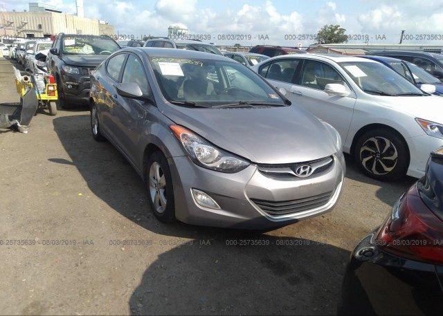 Inventory #423710483 2012 Hyundai ELANTRA