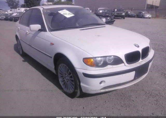 Inventory #596779330 2003 BMW 325