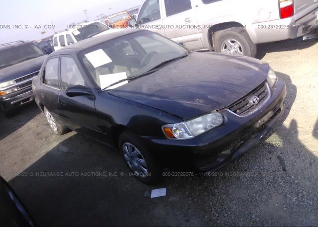 Inventory #293495468 2002 Toyota COROLLA