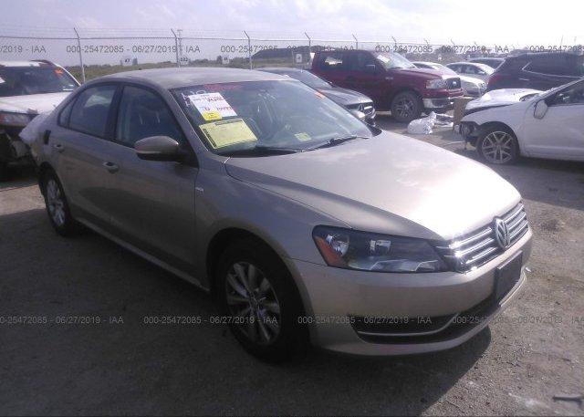 Inventory #905446645 2015 Volkswagen PASSAT