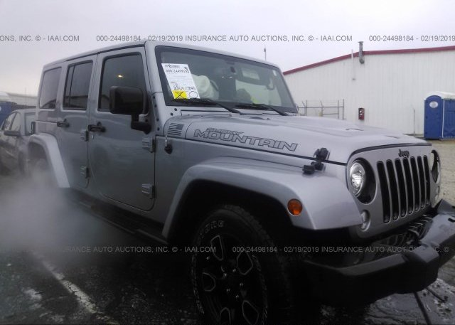 Inventory #355963906 2017 JEEP WRANGLER UNLIMITE