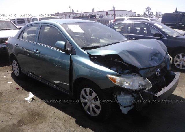 Inventory #480997720 2010 Toyota COROLLA